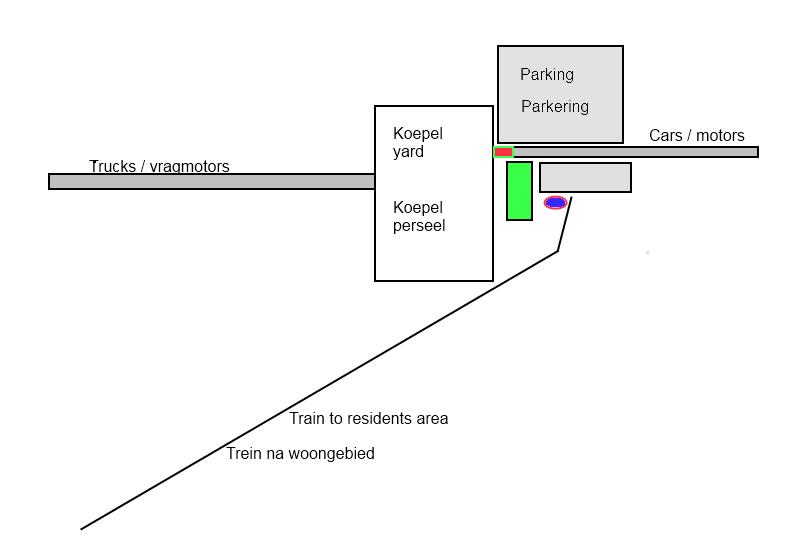 Koepel enjin kantore en laboratorium